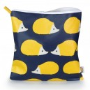 Kissing Hedgehogs Large Toiletry Bag